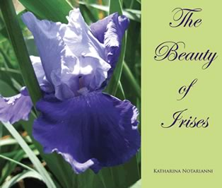 The Beauty of Irises Book